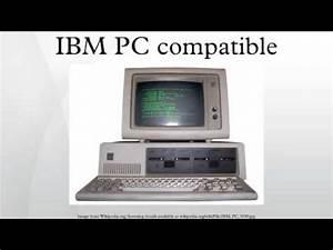 IBM PC compatible - YouTube