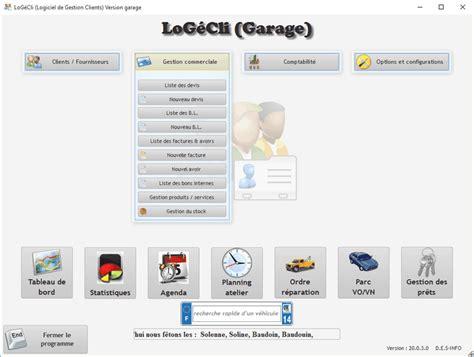 Logécli Logiciel De Devis, Factures Et Or Pour Garage