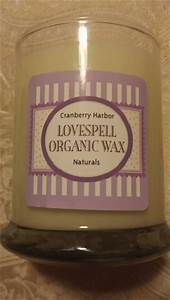 cranberry harbor naturals organic wax candle labels With beeswax candle labels