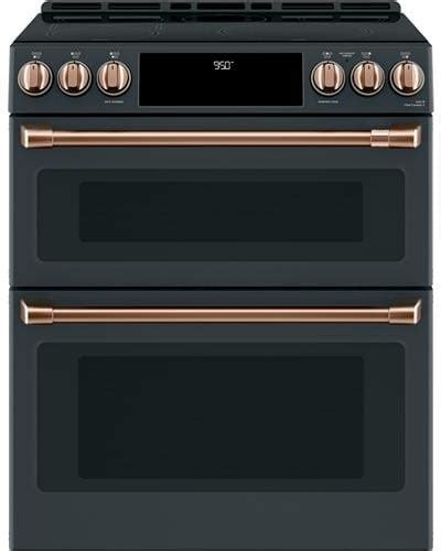 cafe chspmd   smart   double oven