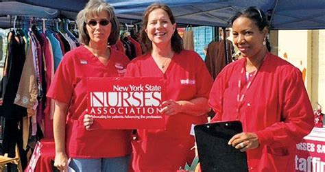 New York Hospital Association by Salute To A Island Rn New York State Nurses Association