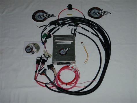 Tbi Harness Ecm Fuel Injection Wire Sbc