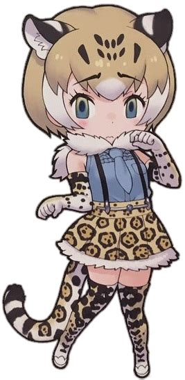 arizonan jaguar japari library  kemono friends wiki