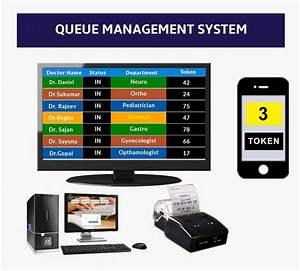 Hospital, Wireless, Queue, Management, System, Que