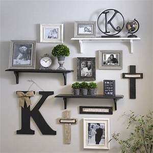 architecture shelves for wall telanoinfo With kitchen cabinets lowes with pinterest wall art decor