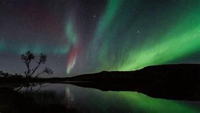 Animated Galaxy Nature Gifs Auroras Aurora Giphy