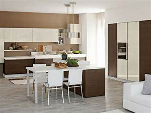 15 modeles de cuisine design italien signes cucinelube With photos cuisine moderne italienne