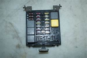 Fuse Box With Slight Damage