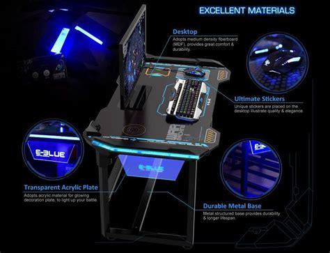 pc gamer bureau un bureau 100 gaming pc chez e blue
