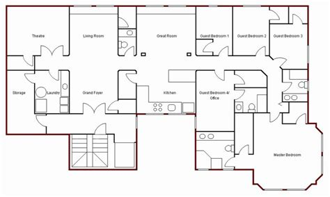 design a floor plan create simple floor plan draw your own floor plan simple