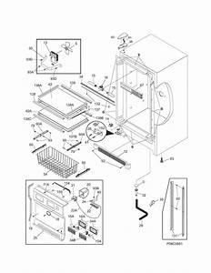 Kenmore Elite Freezer Cabinet Parts
