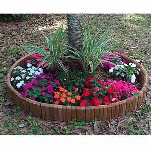 Wooden Lawn Edging RONA