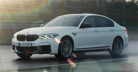 M5 Performance Parts by F90 Bmw M5 Fitted With M Performance Parts Paul