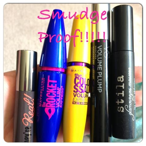 Smudge Proof Summer Mascaras! YouTube