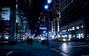 Street lamp at street of New York | city wallpaper