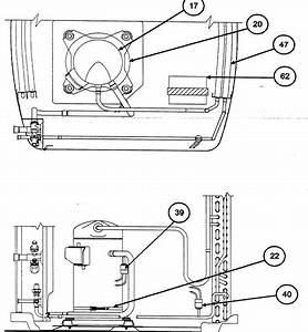 Carrier Condensing Unit Compressor  Condenser Parts
