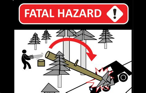 death  oregon forestry worker prompts  toolbox talk