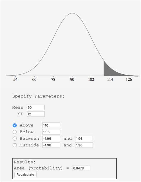 7.3: Areas Under Normal Distributions - Statistics LibreTexts