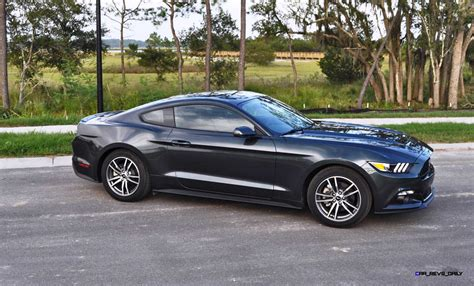 Ford Mustang 2015 Review by 2015 Ford Mustang Ecoboost Automatic Review