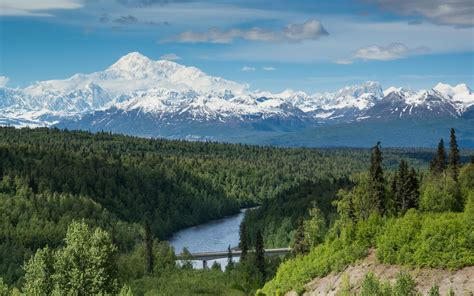 Charming Denali National Park Wallpapers