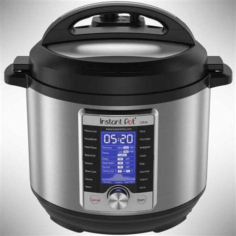 instant pot pressure ultra cookers cooker amazon via down