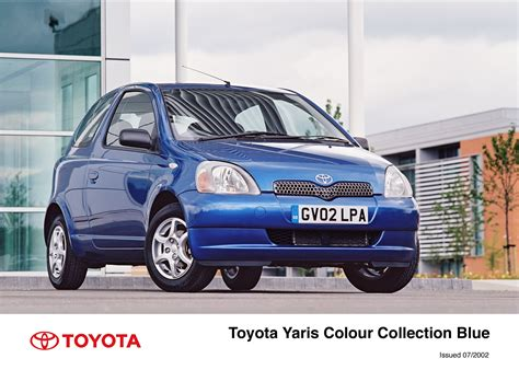 toyota yaris collection toyota adds 1 3 litre vvt i engine to yaris colour collection toyota uk media site