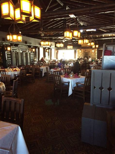 dining room at the historic el tovar lodge