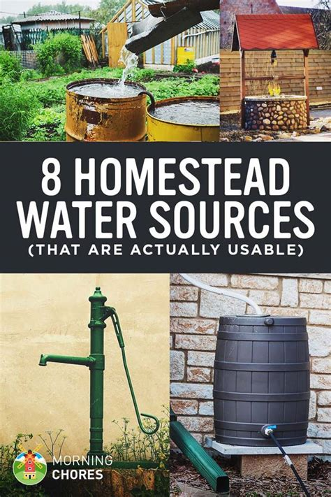 grid water systems  viable solutions  bring water   homestead shtf prepping