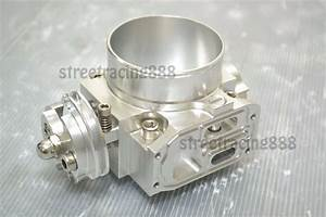 Racing Sport Aluminum Throttle Body 72mm 4g92 Mivec Ck4a Cj4a