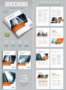 20 best indesign brochure templates for creative business marketing for Indesign pamphlet template