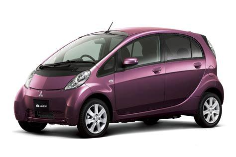 I Miev Mitsubishi by 2015 Mitsubishi I Miev Electric Car Carstuneup