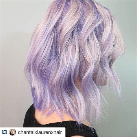 Love This Hair Purple Luscious Locks Pinterest Purple