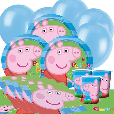 peppa pig birthday party supplies   world famous