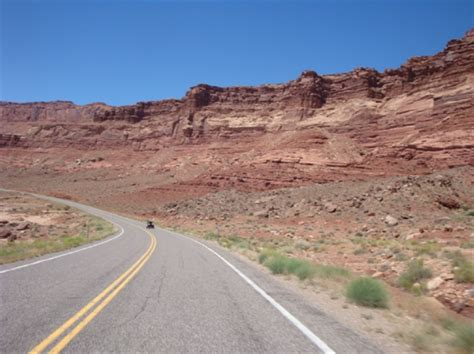 Motorcycles Utah by Trail Of The Ancients Utah Motorcycle Rides And