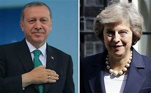 Erdoğan, UK PM May discuss Syria, Cyprus in phone call ...