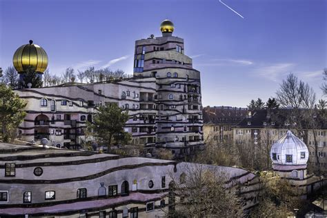 Maybe you would like to learn more about one of these? Hundertwasserhaus Darmstadt Foto & Bild   architektur ...