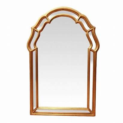Decorative Mirror Arched Windsor Framed Mirrors Regency