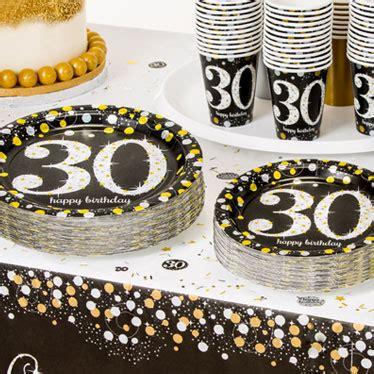 anniversaire 30 ans th 232 mes et id 233 es d 233 co partycity eu