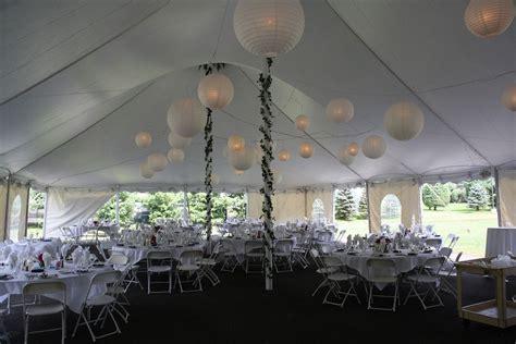 wedding tent decor mr mrs smith pinterest