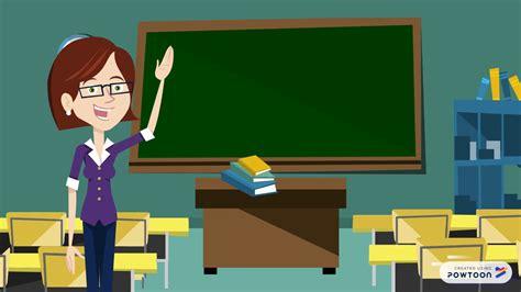 animation  teacher  classroom  youtube