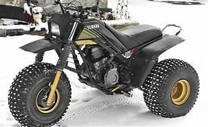 1984 Yamaha Ytm 225dr