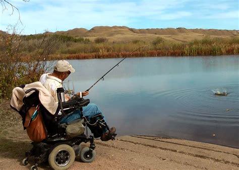 Adaptive Fishing - SCI Video Blog