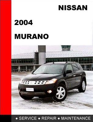 download car manuals pdf free 2004 nissan murano parking system service repair manual pdf download