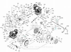 Generac 0e3480 Parts Diagram For Engine Ii