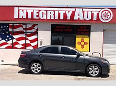Used Automobiles for Sale at Integrity Auto