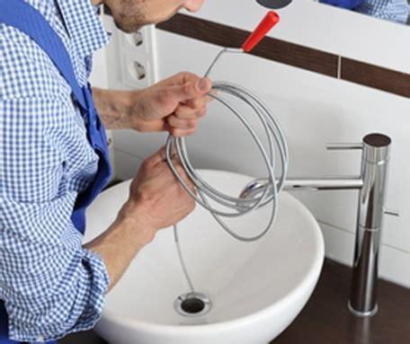 time efficient   unclog  sink drain
