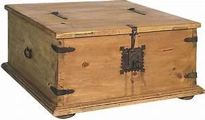 santa fe rusticos solid pine trunk style coffee table with With pine coffee table with storage