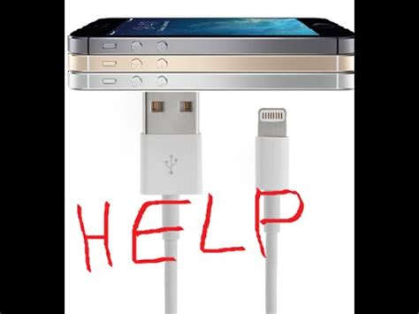 how to make iphone charger work how to make 3rd charger work for iphone6 funnydog tv