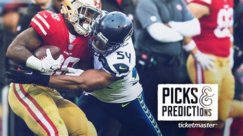 week  seahawks  ers picks predictions