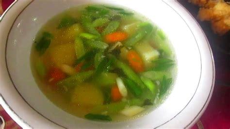 Teruji umami jadikan resep andalan mama menjadi inspirasi memasak yang telah teruji umami. RESEP SOP SAYUR - YouTube